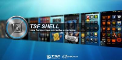 TSF Shell, así es uno de los launchers más personalizables