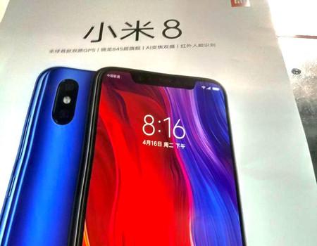 Nuevos detalles del Xiaomi Mi 8: GPS de frecuencia dual, reconocimiento facial 3D y versión propia de los 'animojis'