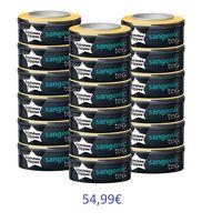 Ofertón Flash en recambios Tommee Tippe: pack de 18 por 53,99 euros y pack de 9 por 28,49 euros hasta medianoche en Amazon
