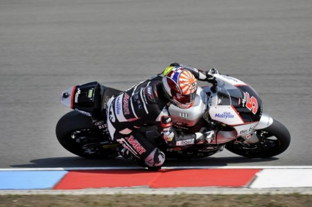 Johann Zarco Moto2 Gp Republica Checa 2015