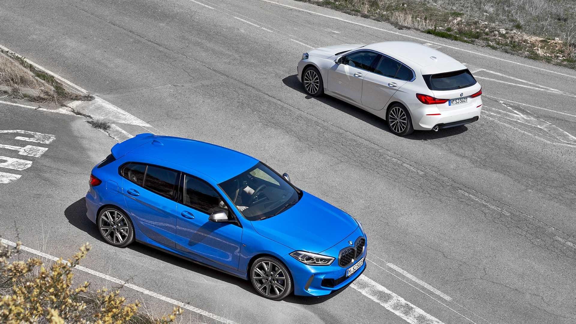 Foto de BMW Serie 1 2020 (19/66)
