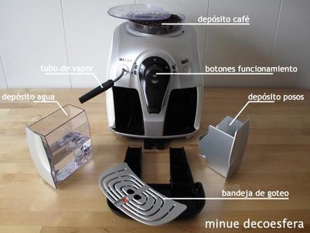 prueba-cafetera saeco xsmall - 5
