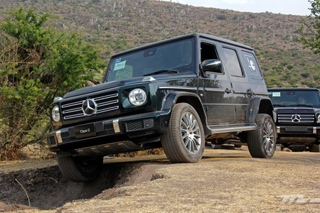 Mercedes-Benz Clase G  9