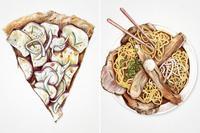"""Las recetas ilustradas de la """"artista hambrienta"""""""