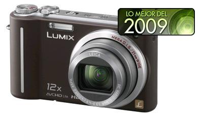 Panasonic TZ7, mejor cámara compacta del 2009