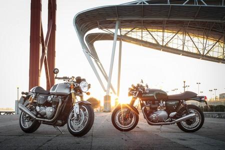 Triumph se aprieta el cinturón en otoño y prorroga sus ofertas con hasta 1.500 euros de descuento
