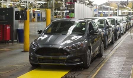 El Ford Focus será producido en México a partir del 2018 en una nueva planta en San Luis Potosí
