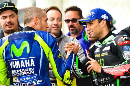 """Johann Zarco sobre Rossi: """"Cada vez que habla de mí me hace más popular"""""""