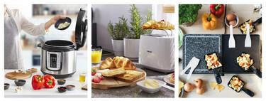 Ofertas de electrodomésticos de marca en El Corte Inglés: grandes descuentos en robots, ollas programables, crock-pot o batidoras