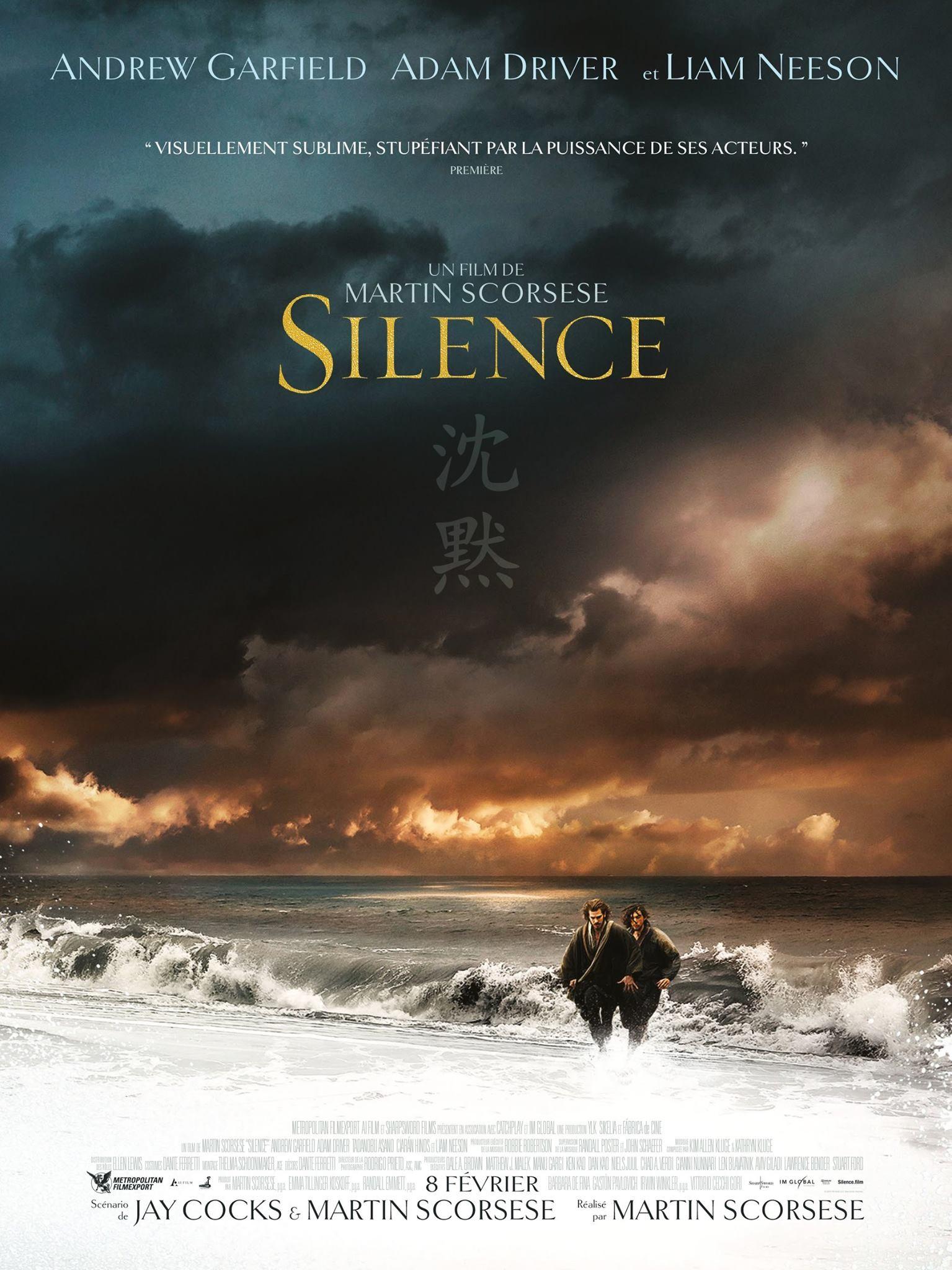 Foto de Carteles de 'Silencio' (2/3)