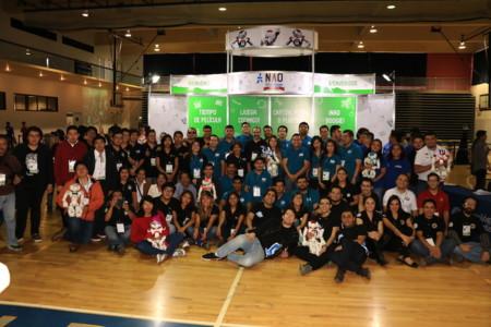 Participantes Nao Challenge