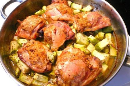 Paseo por la gastronom a de la red diez recetas para for Que cocinar con pollo