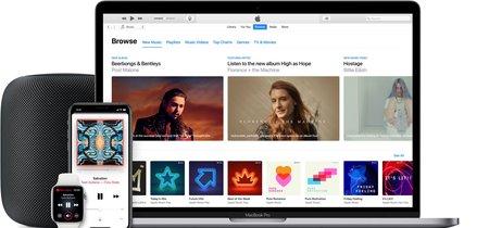 Apple Music alcanza los 56 millones de suscriptores, aunque Spotify crece a un ritmo mayor