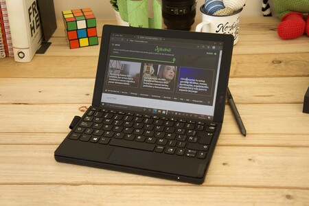 Lenovo Thinkpad X1 Fold Review Modo Portatil