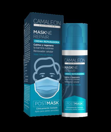 Maskne Postmask Crema Reparadora Caja Y Airless