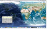 EarthDesk 4.0: Fondos a vista de satélite