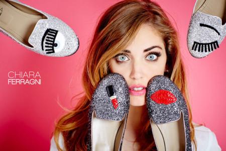 La ensalada más rubia estrena colección de zapatos, Chiara Ferragni brilla