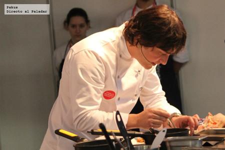 Jordi Cruz, elegido Chef del futuro por la Academia Internacional de Gastronomía de Francia