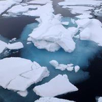 El Ártico sufre uno de sus peores veranos: la ola de calor y los incendios están provocando un deshielo camino de batir récords