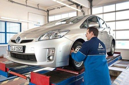 El TÜV pone marca y modelo a los coches más fiables del mercado