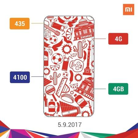 Movil Xiaomi Mexico