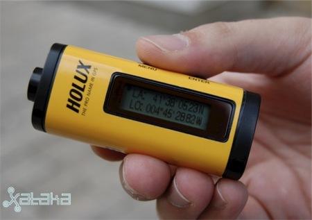 Holux M-241, análisis