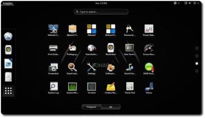 Sonar GNU/Linux, la distribución enfocada en la accesibilidad, da el salto a Manjaro