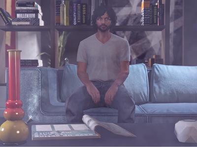 Si Grand Theft Auto 5 tuviera versión en realidad virtual sería más o menos así