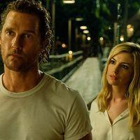 Tráiler de 'Serenity': Anne Hathaway quiere que Matthew McConaughey mate a su nuevo marido