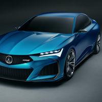 Este Acura Type S Concept anuncia el regreso de las versiones deportivas Type S de Honda, al menos en EE.UU