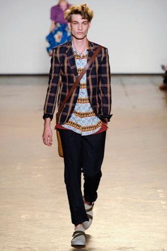 Marc by Marc Jacobs, Primavera-Verano 2010 en la Semana de la Moda de Nueva York II