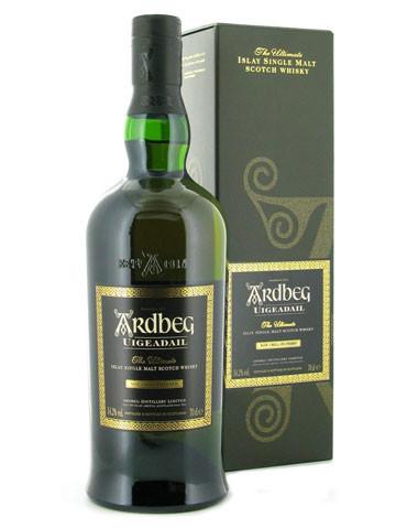 Ardbeg Uigeadail, tercer puesto en los Spirit of Whisky Fringe Awards 2013