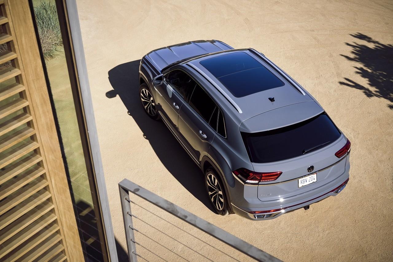 Foto de Volkswagen Teramont Cross Sport (3/14)