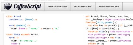 Ruby on Rails incluirá CoffeeScript