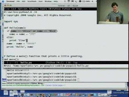 Aprende a programar en Python con Google y sus clases virtuales