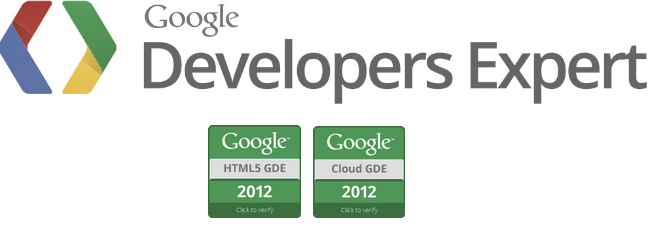Google Developer Expert