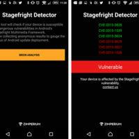 Esta aplicación nos ayudará a saber si nuestro Android es vulnerable a Stagefright