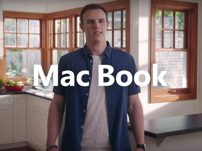 """Un chico llamado """"Mac Book"""" protagoniza una campaña de Microsoft en la que se meten con Apple"""