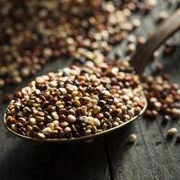 La quinoa y otros superalimentos que podrían convertirte en un superdeportista
