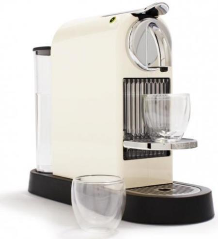 Nueva cafetera Nespresso CitiZ Espresso
