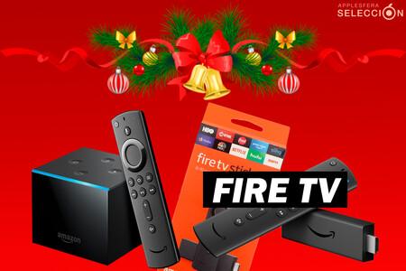 Amazon rebaja sus populares dispositivos de streaming Fire TV Stick y TV Cube: disponibles desde 29,99 euros