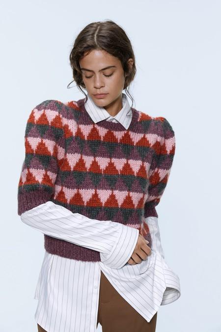Jersey Zara Otono 2019 08