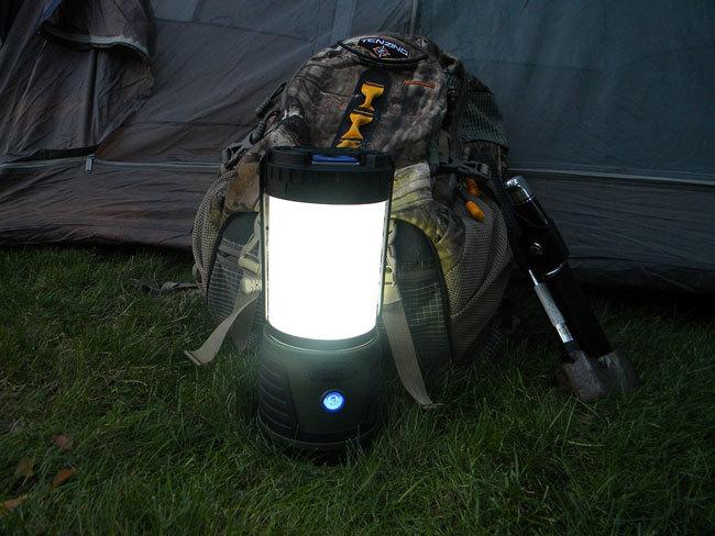 Bichos: fuera de la tienda de campaña, os lo ordena la nueva lámpara de Thermacell