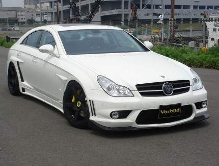 Mercedes CLS preparado por Vorbild