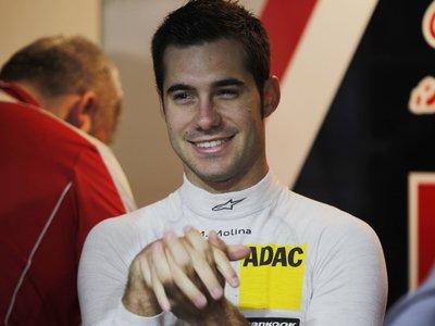 Miguel Molina se pasa a Ferrari y correrá en Le Mans