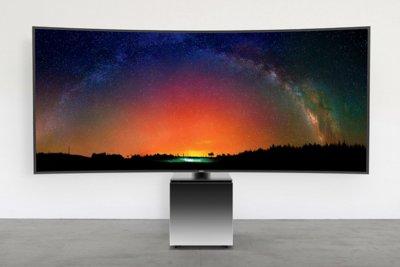 La tele que Yves Béhar diseñó para Samsung ya se puede comprar en Corea, no es para todos los bolsillos