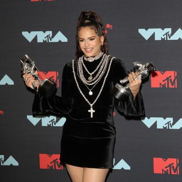Estos han sido los dos premios que Rosalía se ha llevado en los MTV Video Music Awards (y todos los demás premiados)