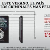 Colección de novela negra con El País ¡imprescindible este verano!