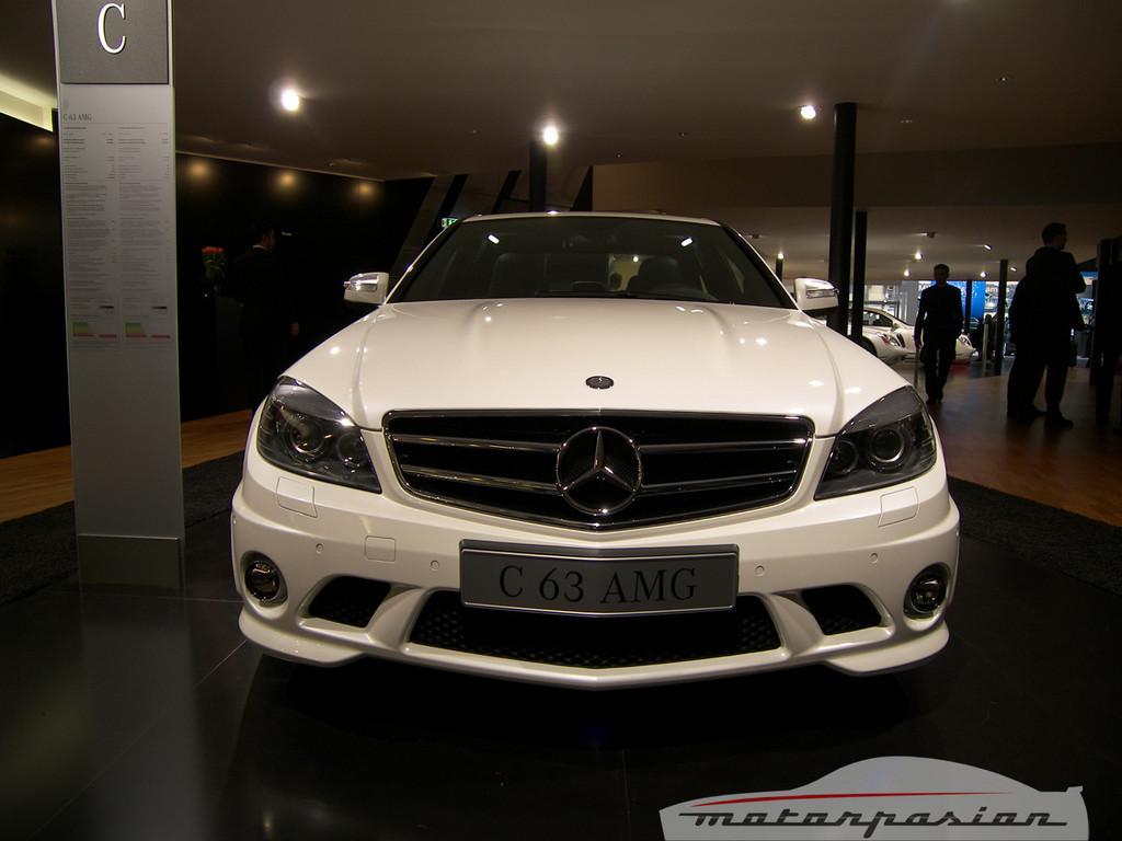 Foto de Mercedes C63 AMG en el Salón de Ginebra (12/15)