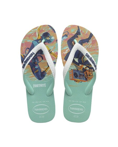 Las Mas Divertidas Y Coloridas Sandalias De Havaianas Para Ponerle Optimismo A Tus Dias De Playa